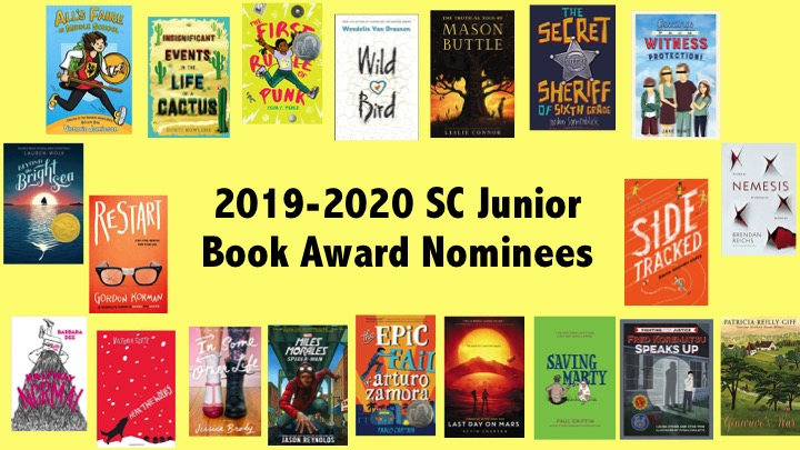 2019-2020 SCJBA Nominees