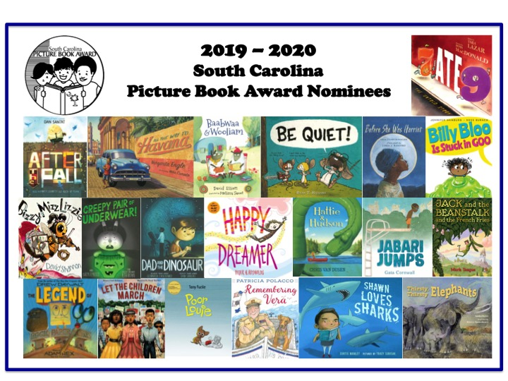 2019-2020 SCPBA Nominees Graphic