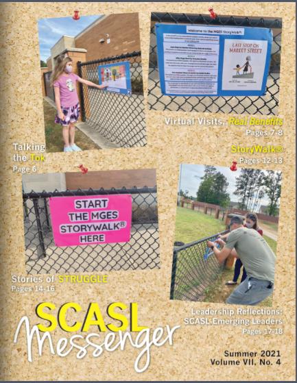 scasl messenger summer 2021